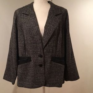 EUC Avenue blazer size 18/20